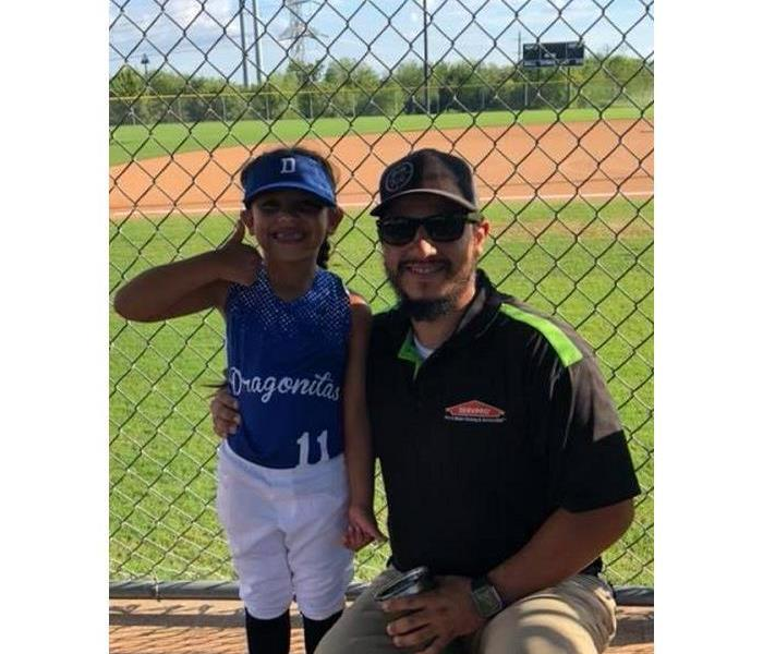 SERVPRO of Plano Supports Local Little League Team