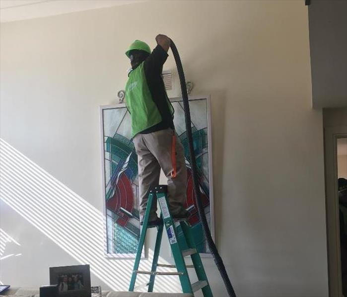 Commercial SERVPRO of Plano Commercial services