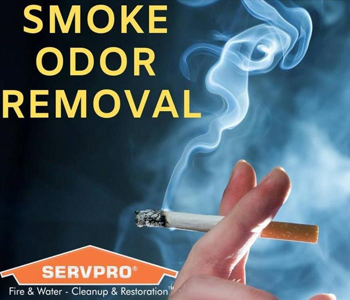 Cleaning Cigarette and Cigar smoke damage cleaning
