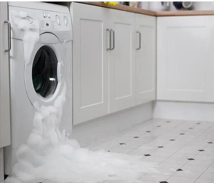 Washer overflow