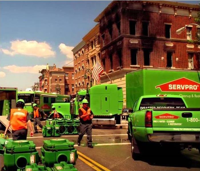Cleaning SERVPRO of Plano offers Post Construction Cleaning Services