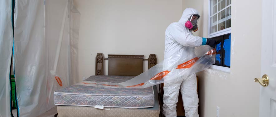 Plano, TX biohazard cleaning
