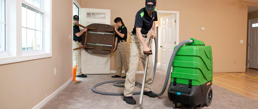 Plano, TX residential restoration cleaning